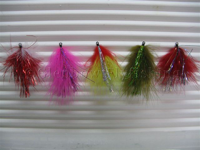 Deceiver Pike Flies
